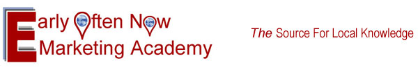 E Marketing Academy banner