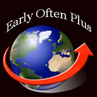 Early Often Plus program logo